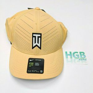 Nike Aerobill Tiger Woods H86 Hat Adult Perforated
